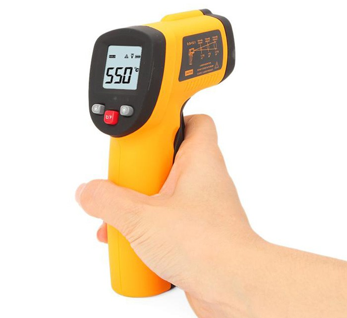Infrared Thermometer GM550